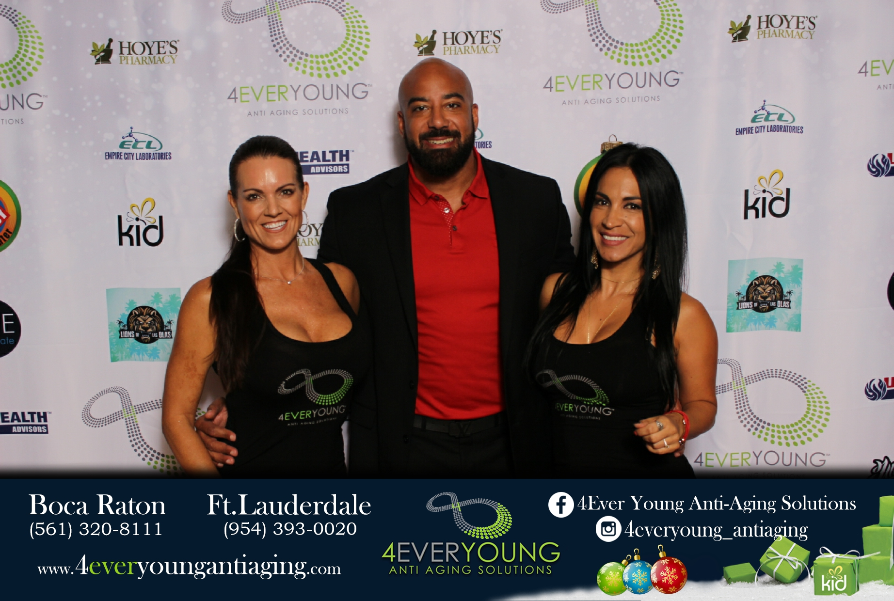 4everyoung 2018 Annual Holiday Charity Event 12 7 18 Soflo